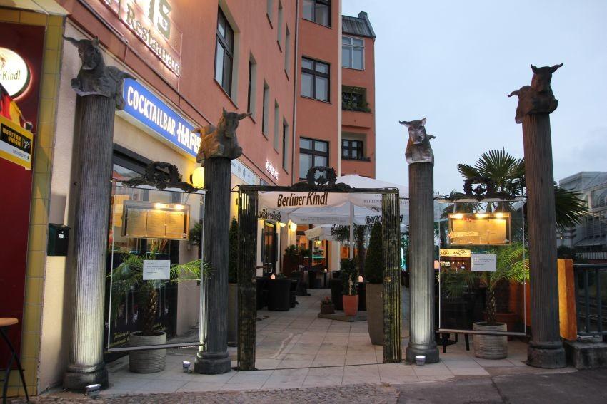 Restaurante Persa Hafis!