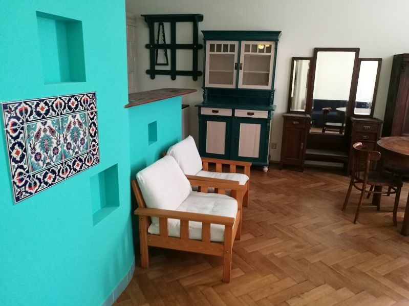 RETRO STYLE APARTMENT IN THE HEART OF OLD CITY CRACOW