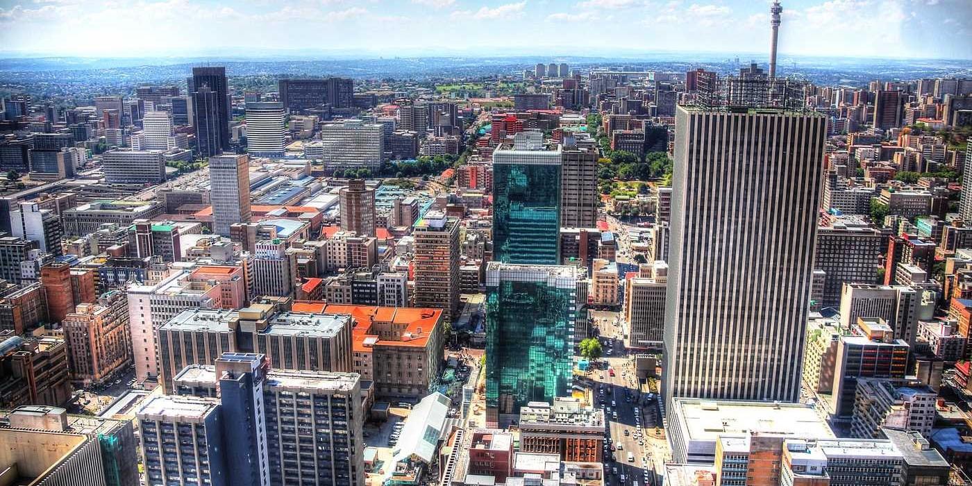 Richard'dan Johannesburg, Güney Afrika Deneyimi