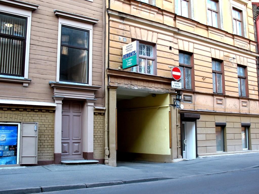 Riga Center Full Equipment Apartments And Rooms ...
