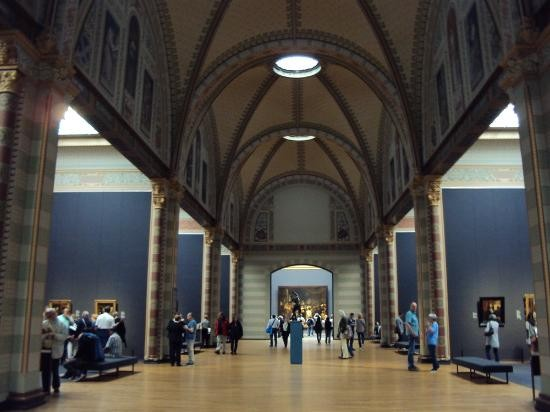 Rijksmuseum, the place for Art and History lovers!
