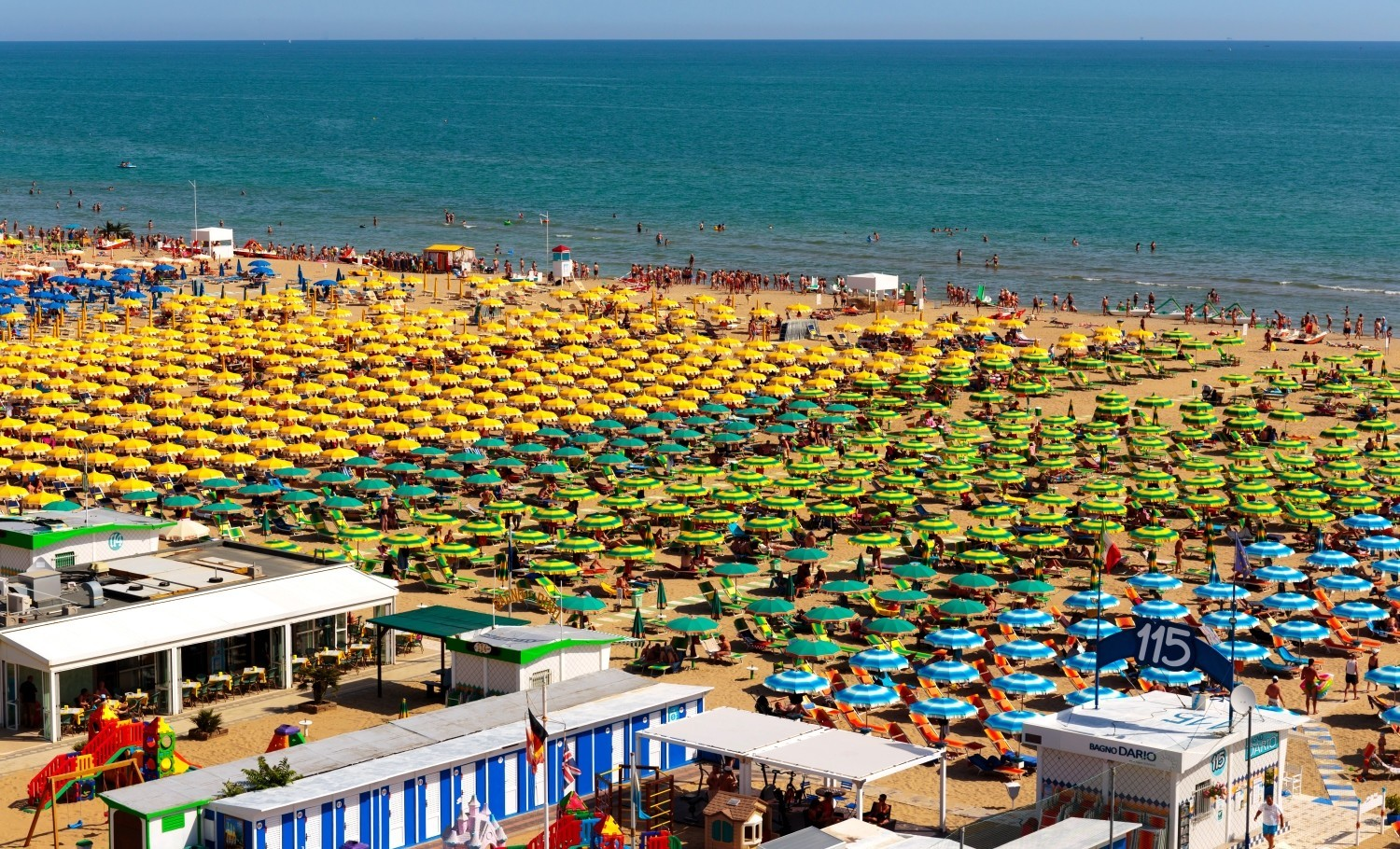 Image result for rimini beaches
