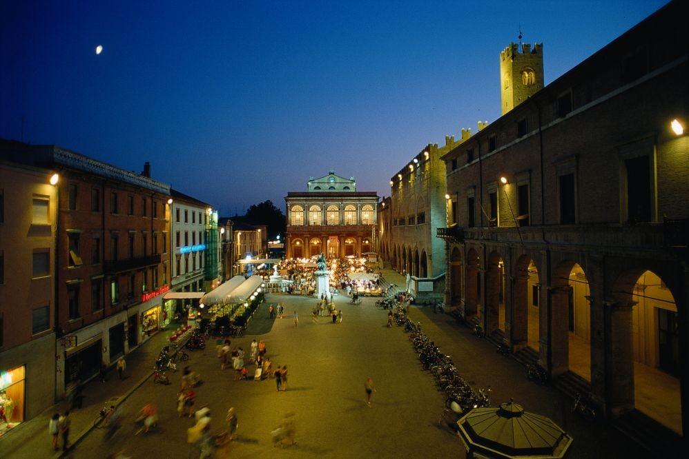 Rimini- miasto zmian