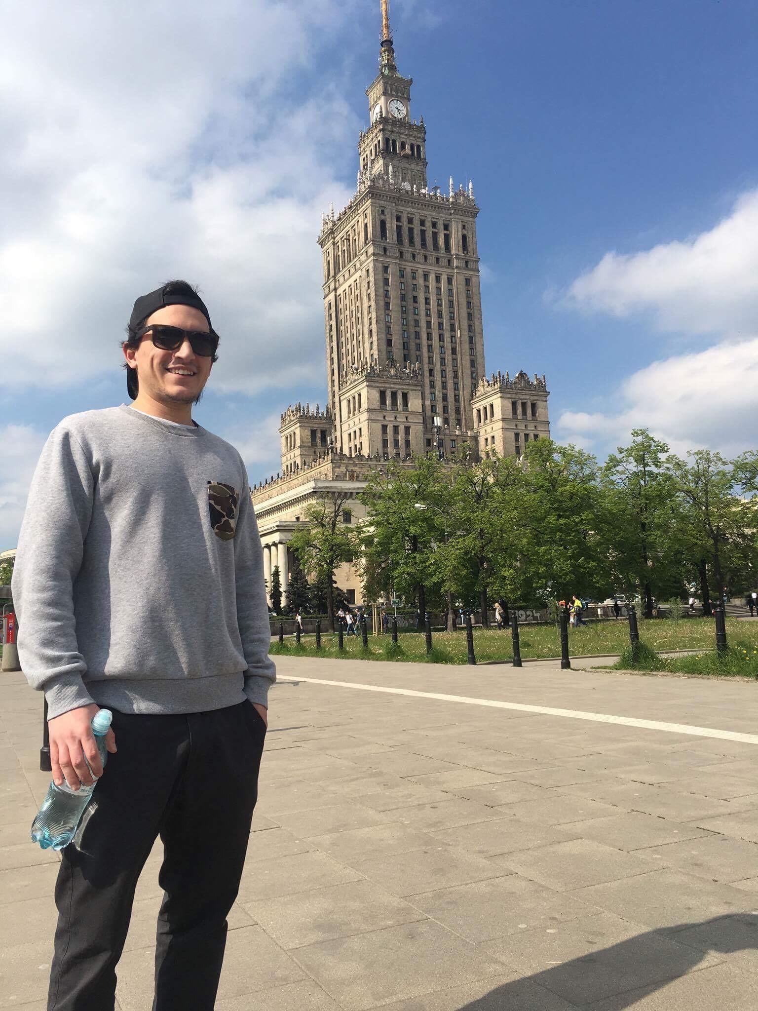 Ritrovare la mia vera Natura a Varsavia