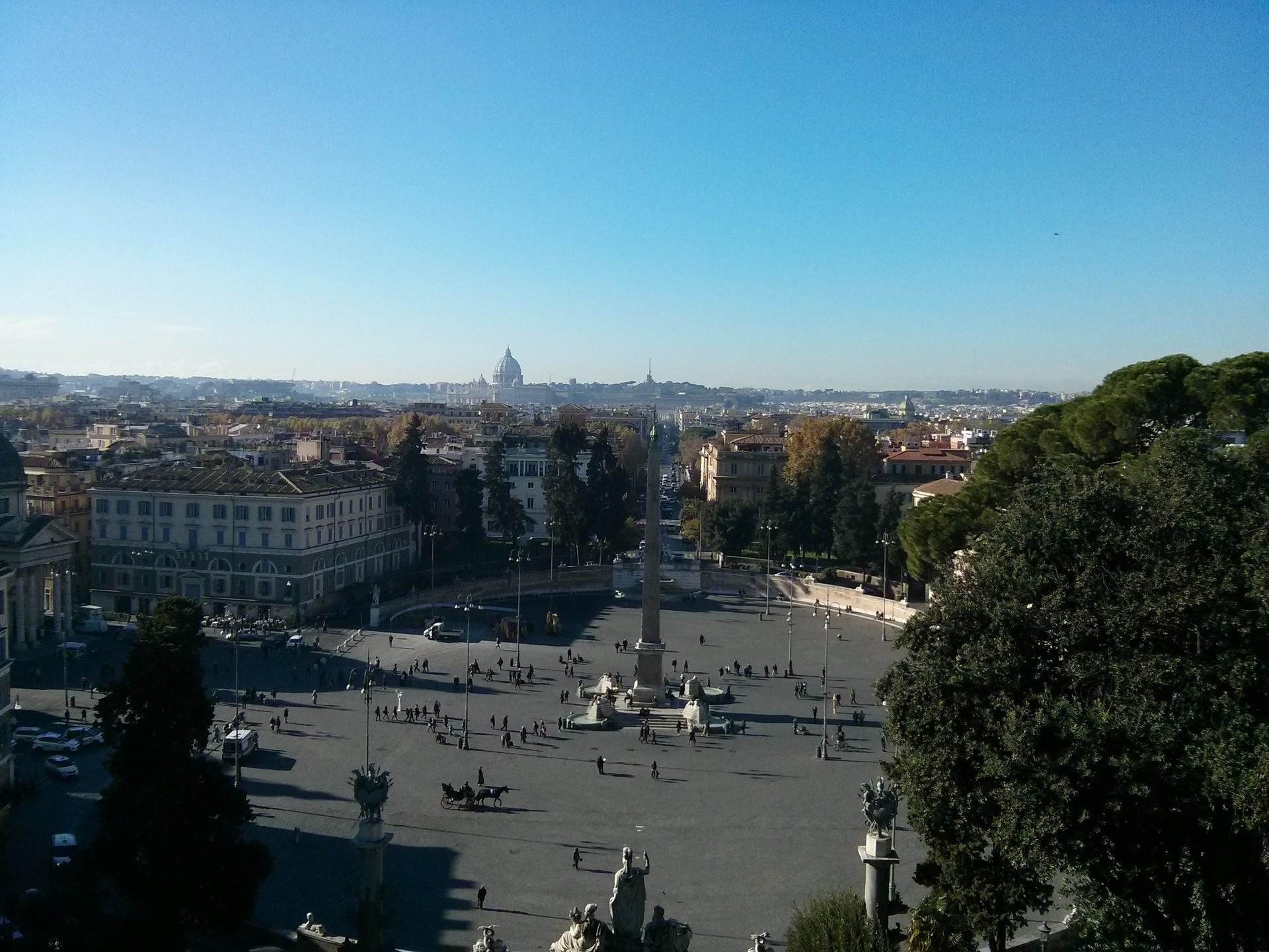 Roma città da amare