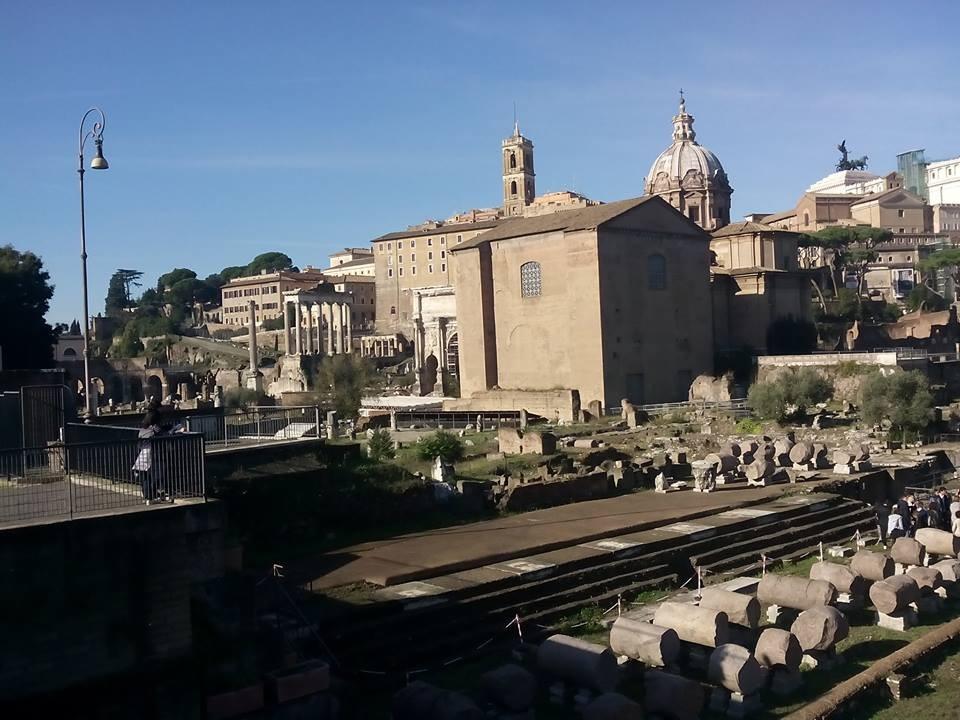 Roma, la ciudad más bonita del mundo