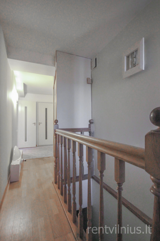 Room in 4-room apartment near the universities in Antakalnis, Vi