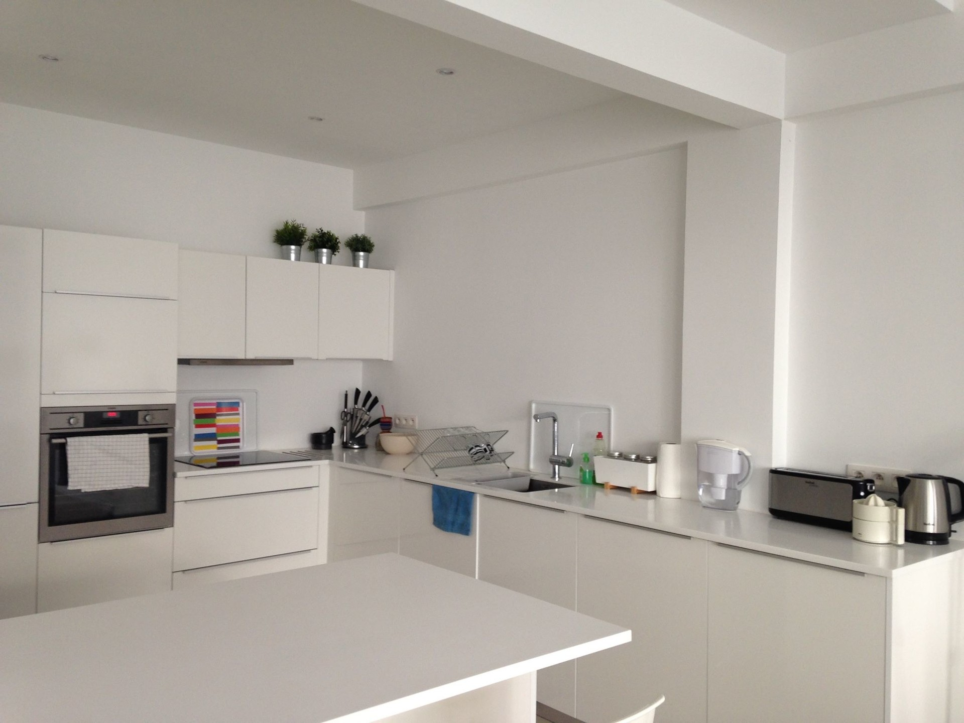 IXELLES : Room and private bathroom in a shared appartement (2 p.) /  Chambre et Sdb dans un appartement moderne en colocation