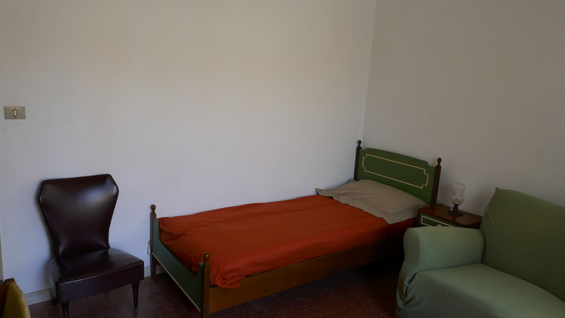 Room with balcony next to Giardini