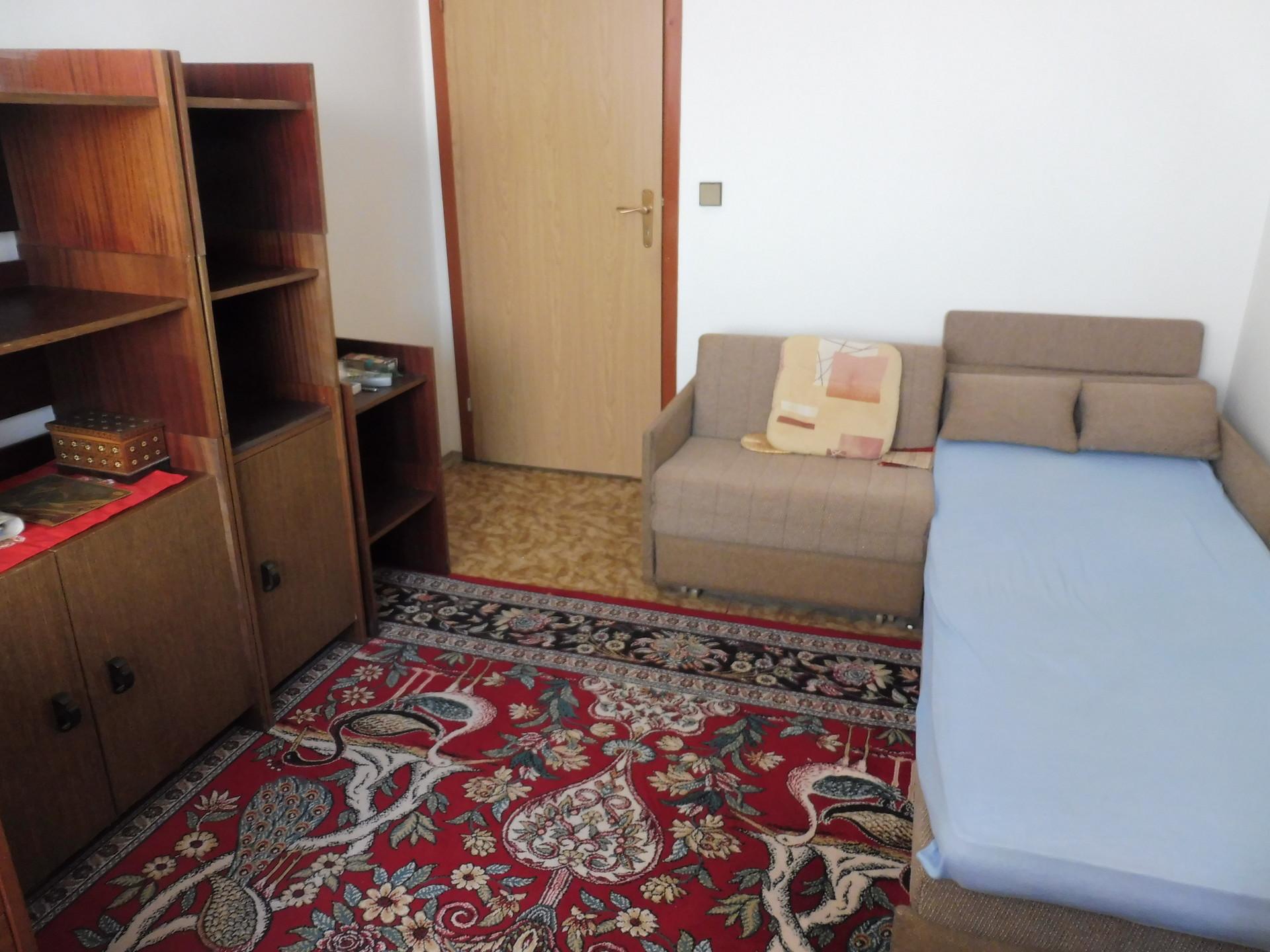 Room in Bratislava, Petržalka district.