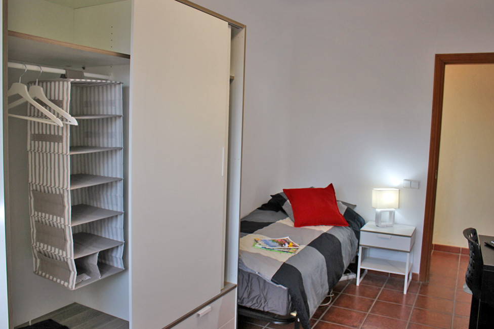 Room in a student residence