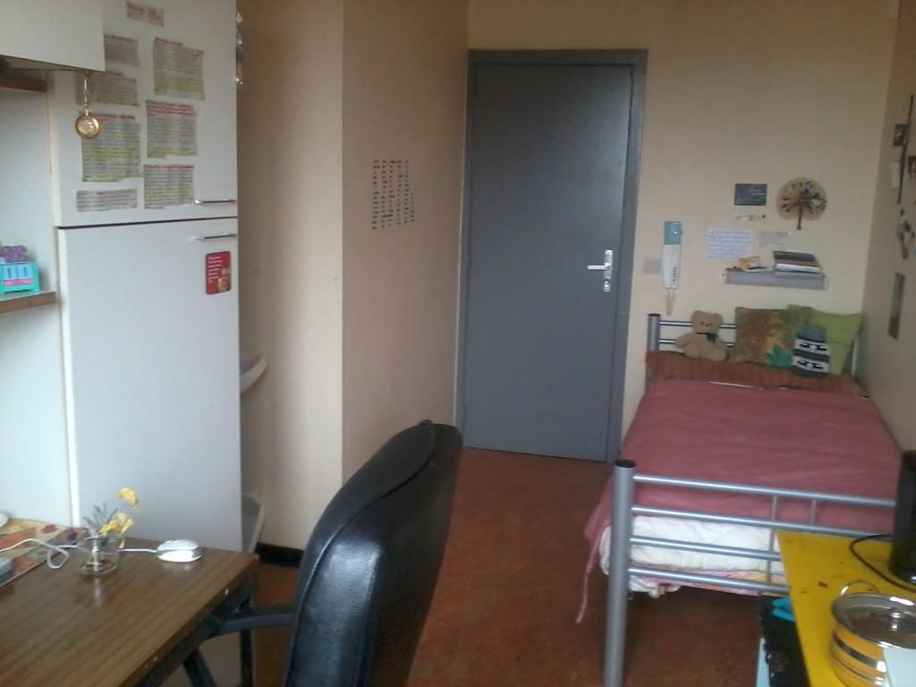 Rent A Room At A Dorm Of University