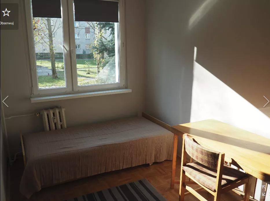 Room For Rent Nowy Dwór Budziszyńska Everything Included
