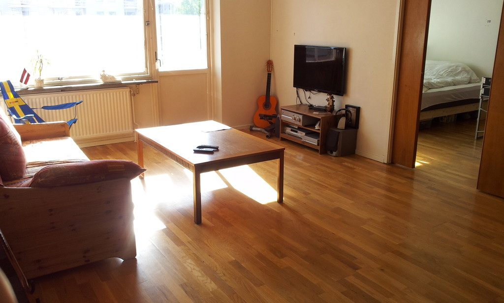 Room For Rent In A Shared Apartment In The Center Of Halmstad