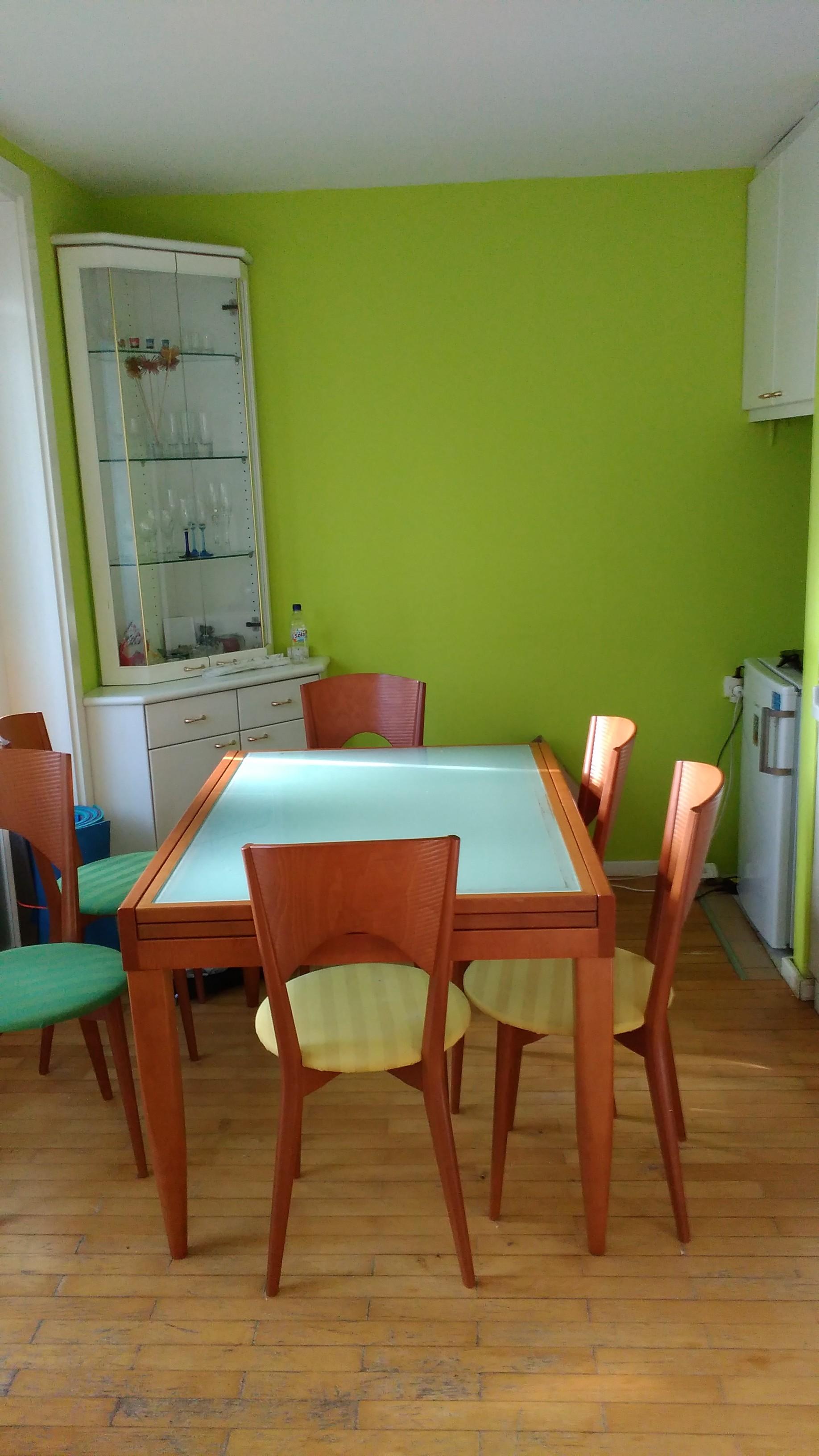 Room in the shared apartment in Ljubljana