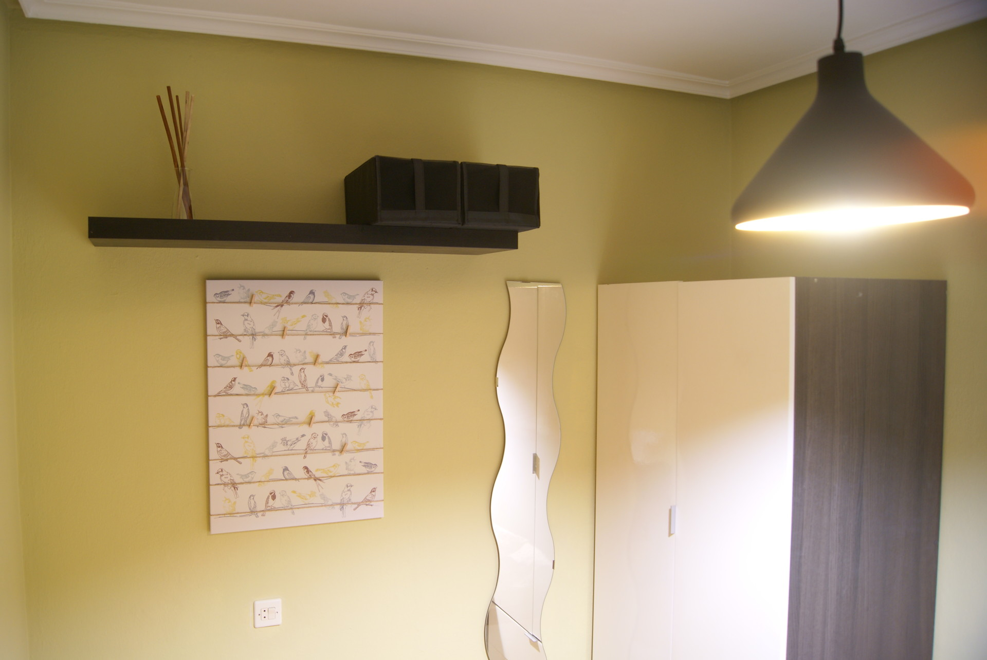 Room in shared housing near University of Oviedo a