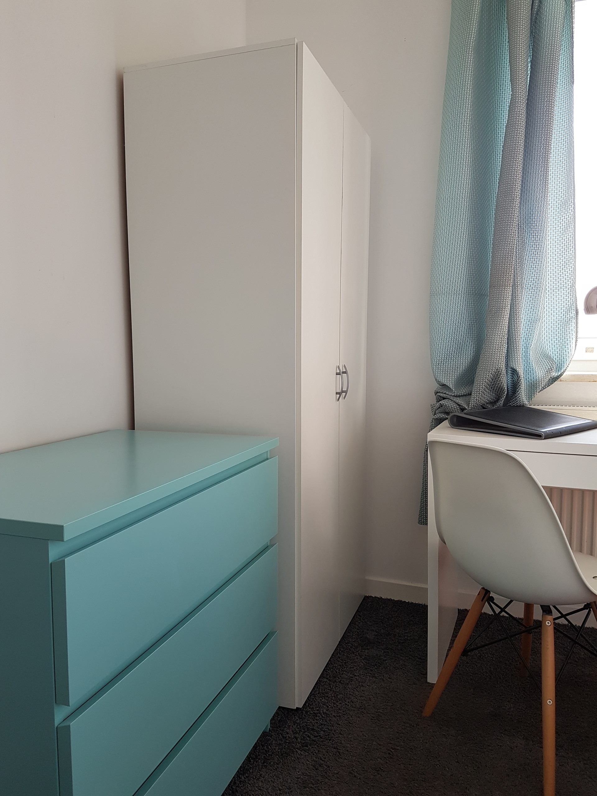 room in Warsaw near metro station Młociny available  (13 of Janu