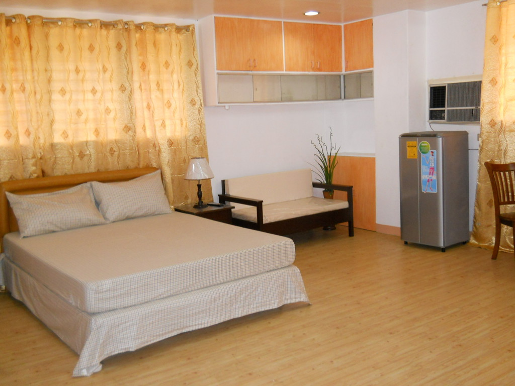 Rooms for rent cebu fully furnished rent studios cebu for Furnished room