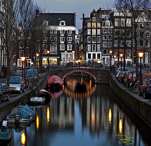 Roteiro Breda-Amesterdão-Roterdão