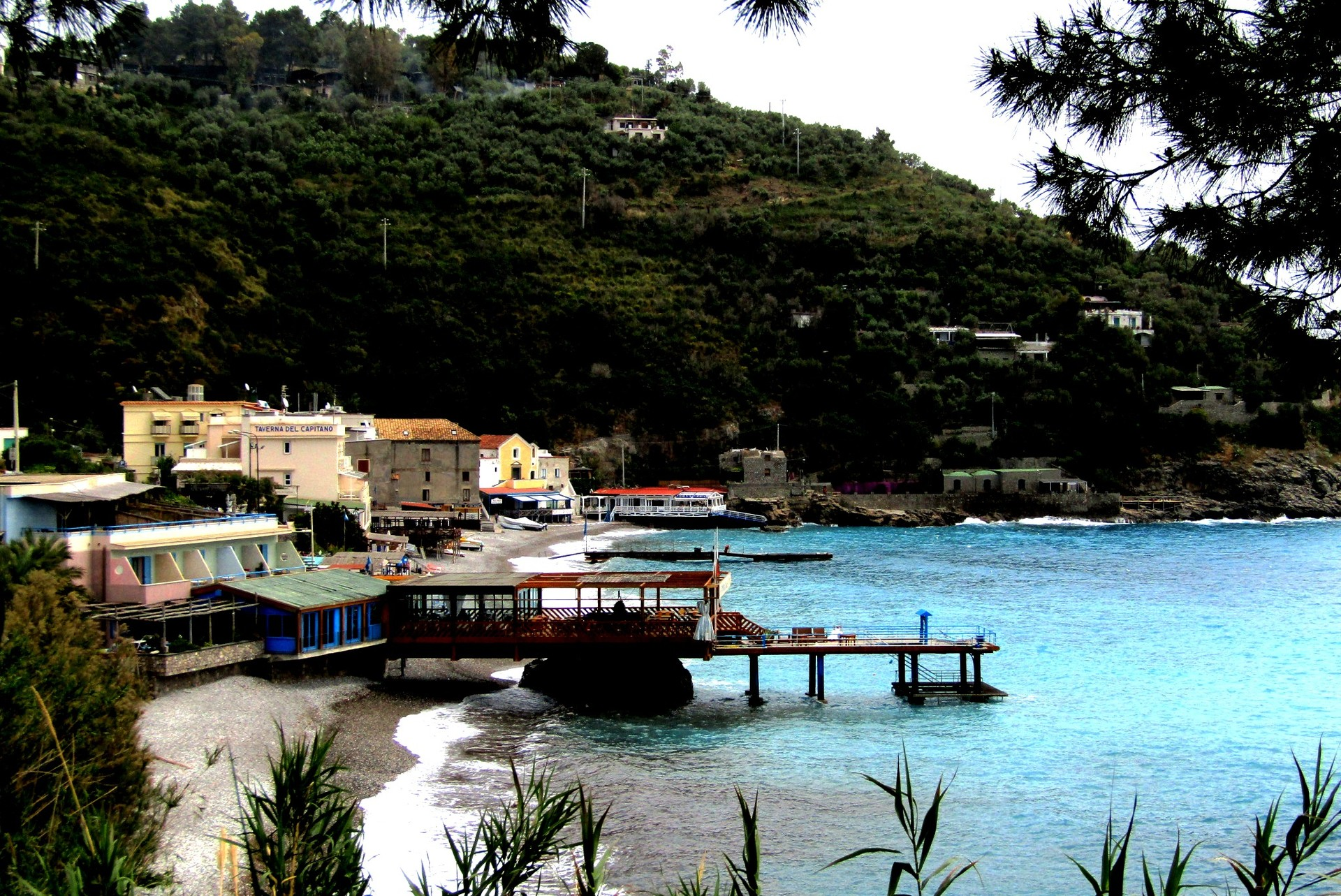 Rumbo a la Costa Amalfitana