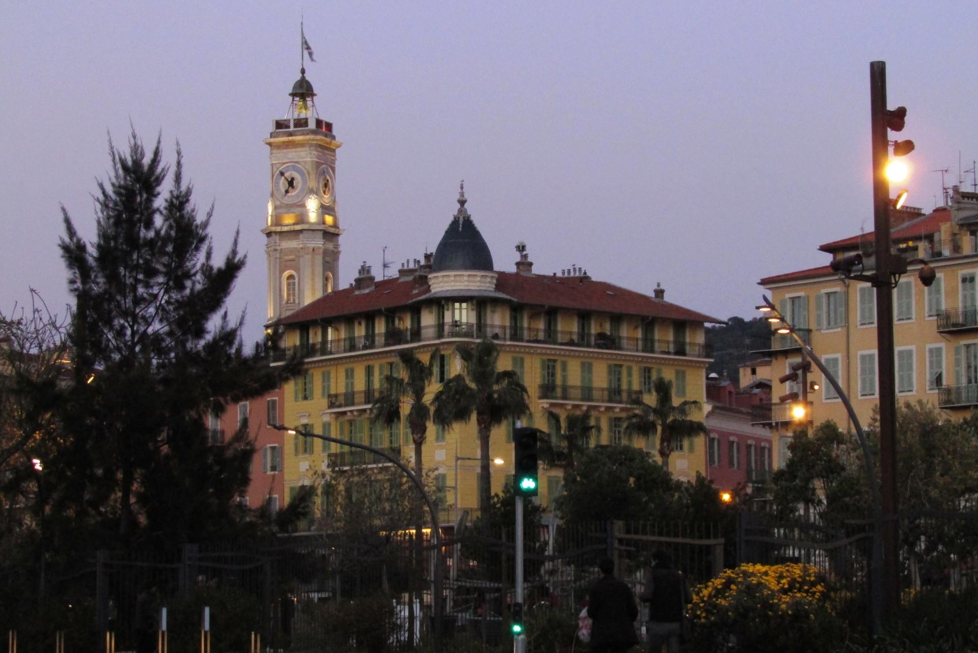 Rumbo a Mónaco