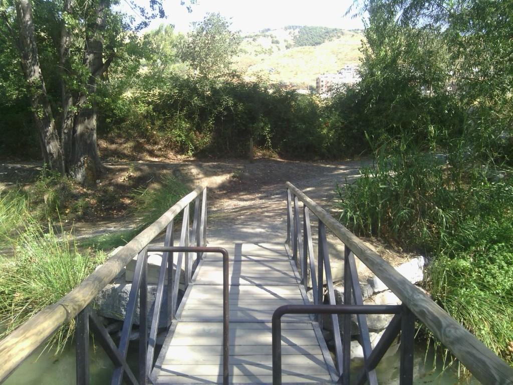 Ruta en Puente Genil