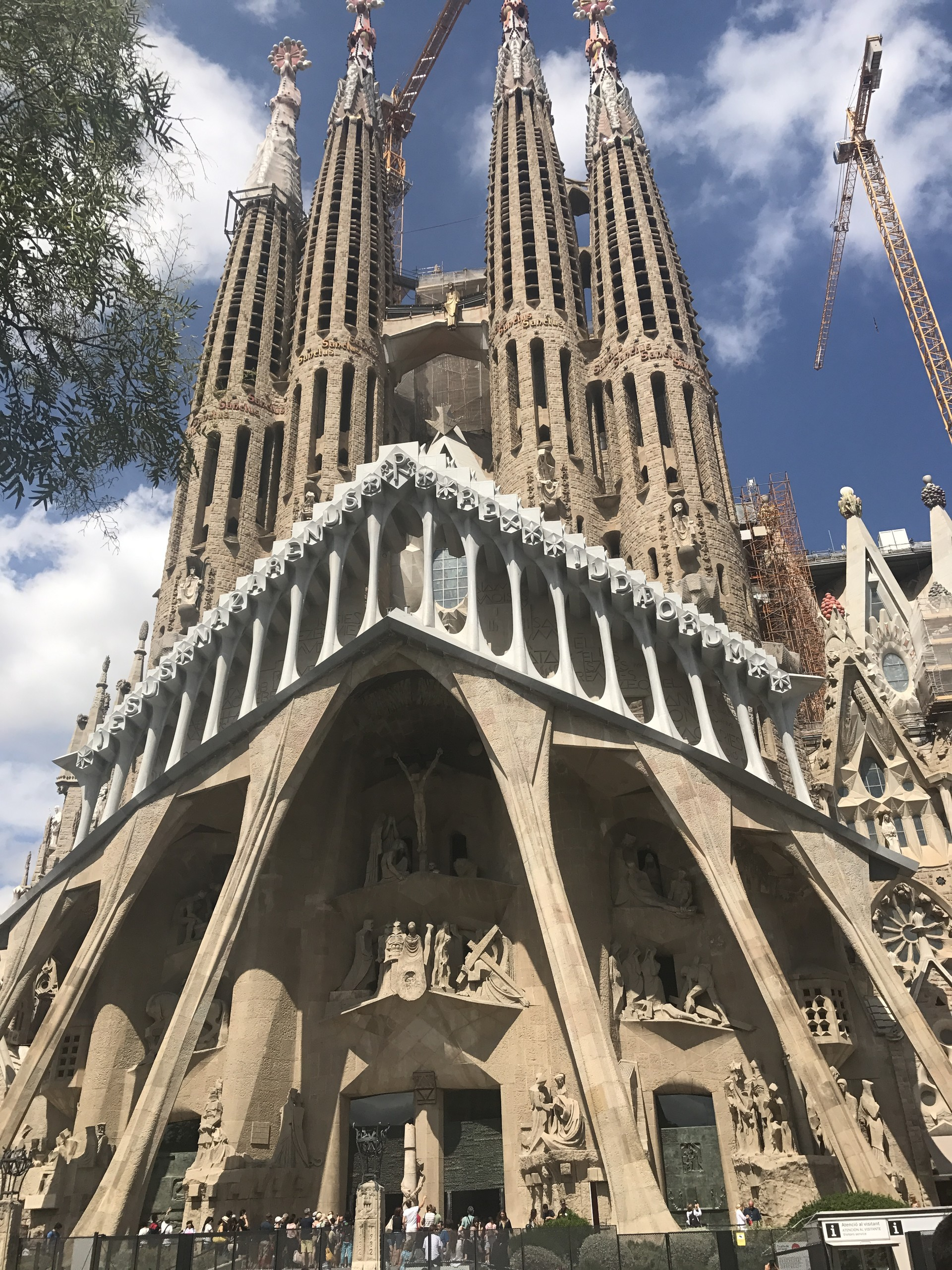 Sagrada Família, Spain