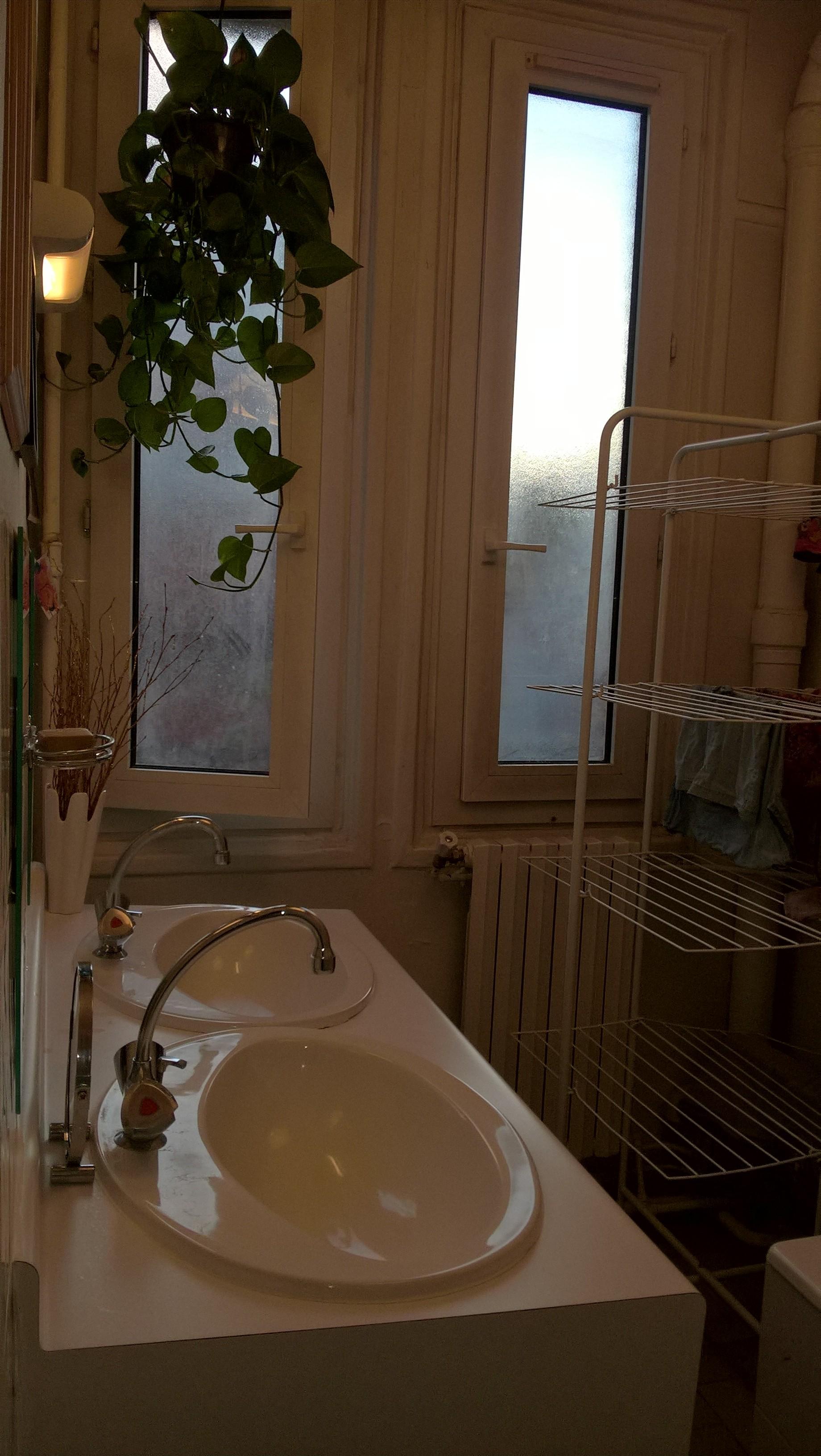 salle de bain erasmus photo paris