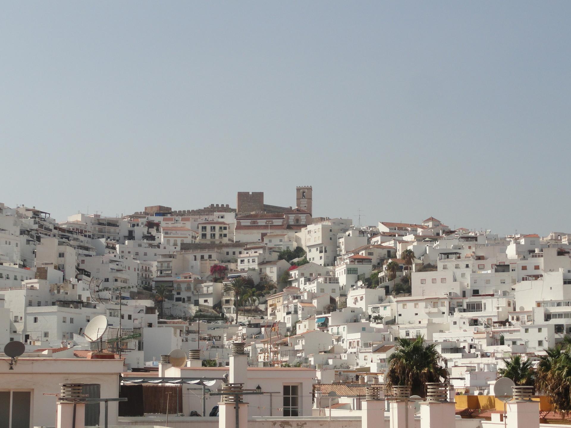 Salobreña, la joya de la costa granadina