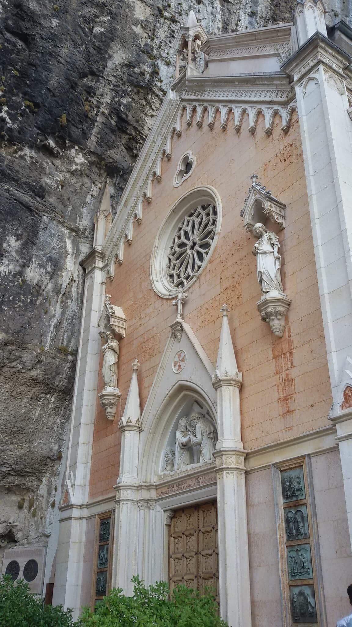 Sanctuary Of Madonna Della Corona Verona What To See In