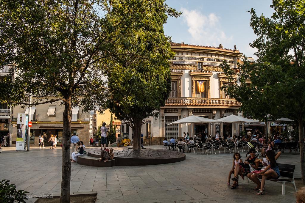 Sant Cugat del Valles, um lugar fantástico perto da cidade de Barcelona!