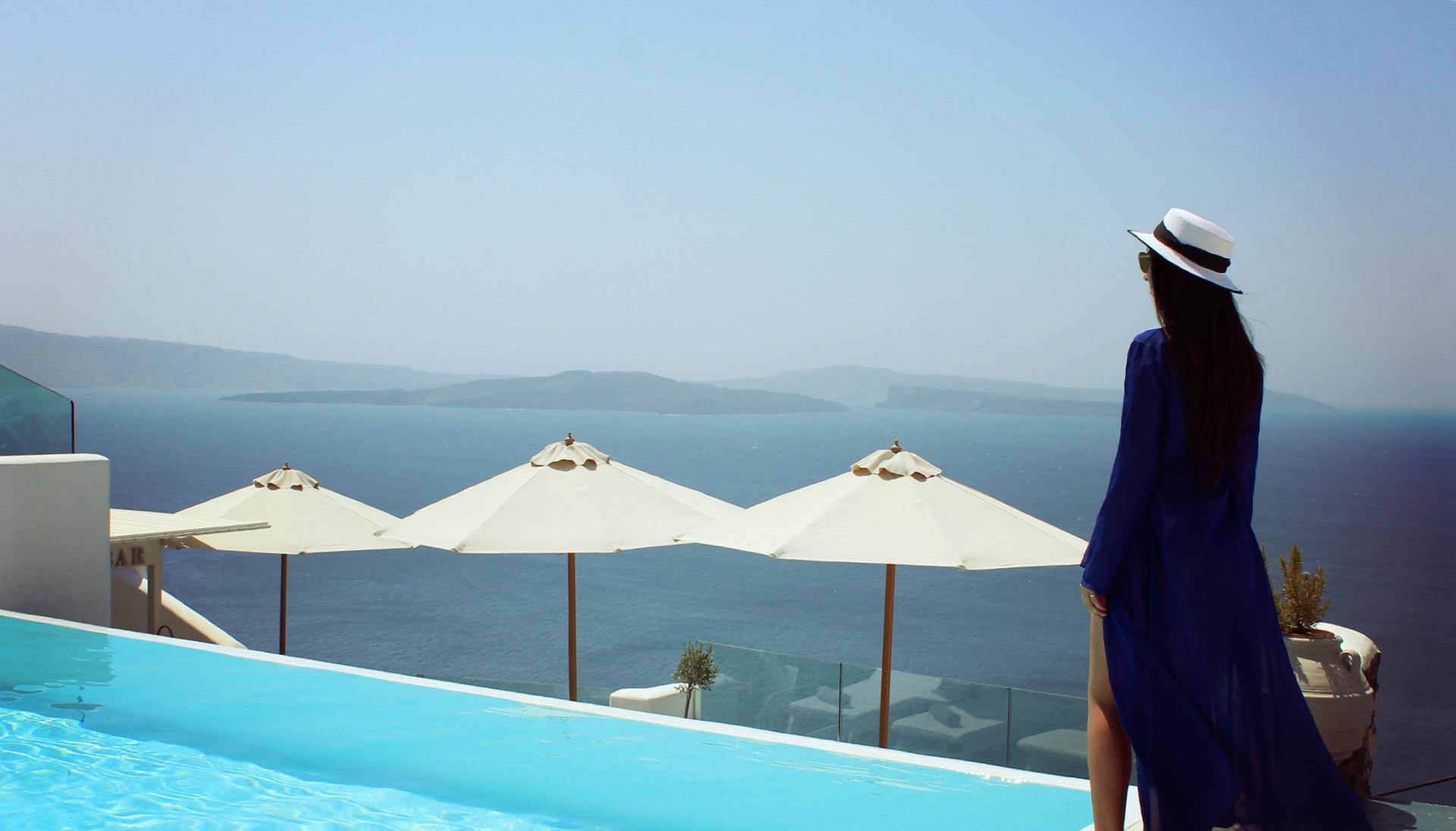 Santorini, una fiaba nella realtà | Blog Erasmus Grecia