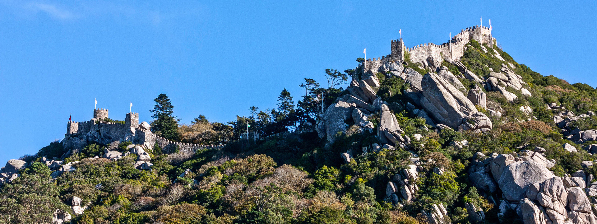 Satisfying Sights in Sintra