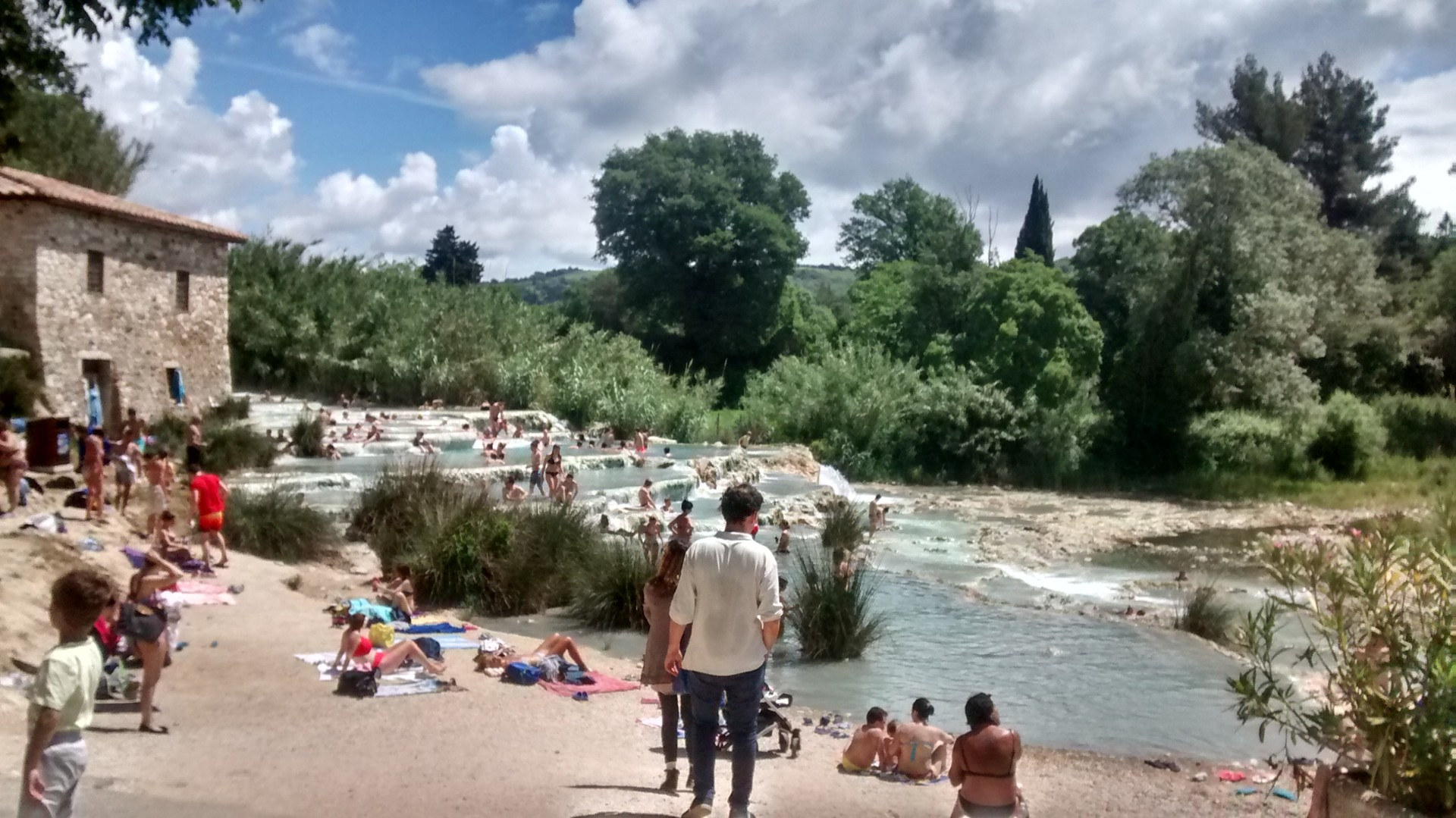 Saturnias' Baths
