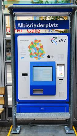 SBB, ZVV: Public Transport in Switzerland and Zurich
