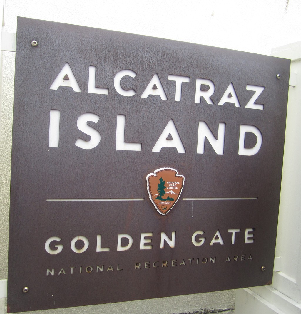 Scary vibes at the legendary prison of Alcatraz