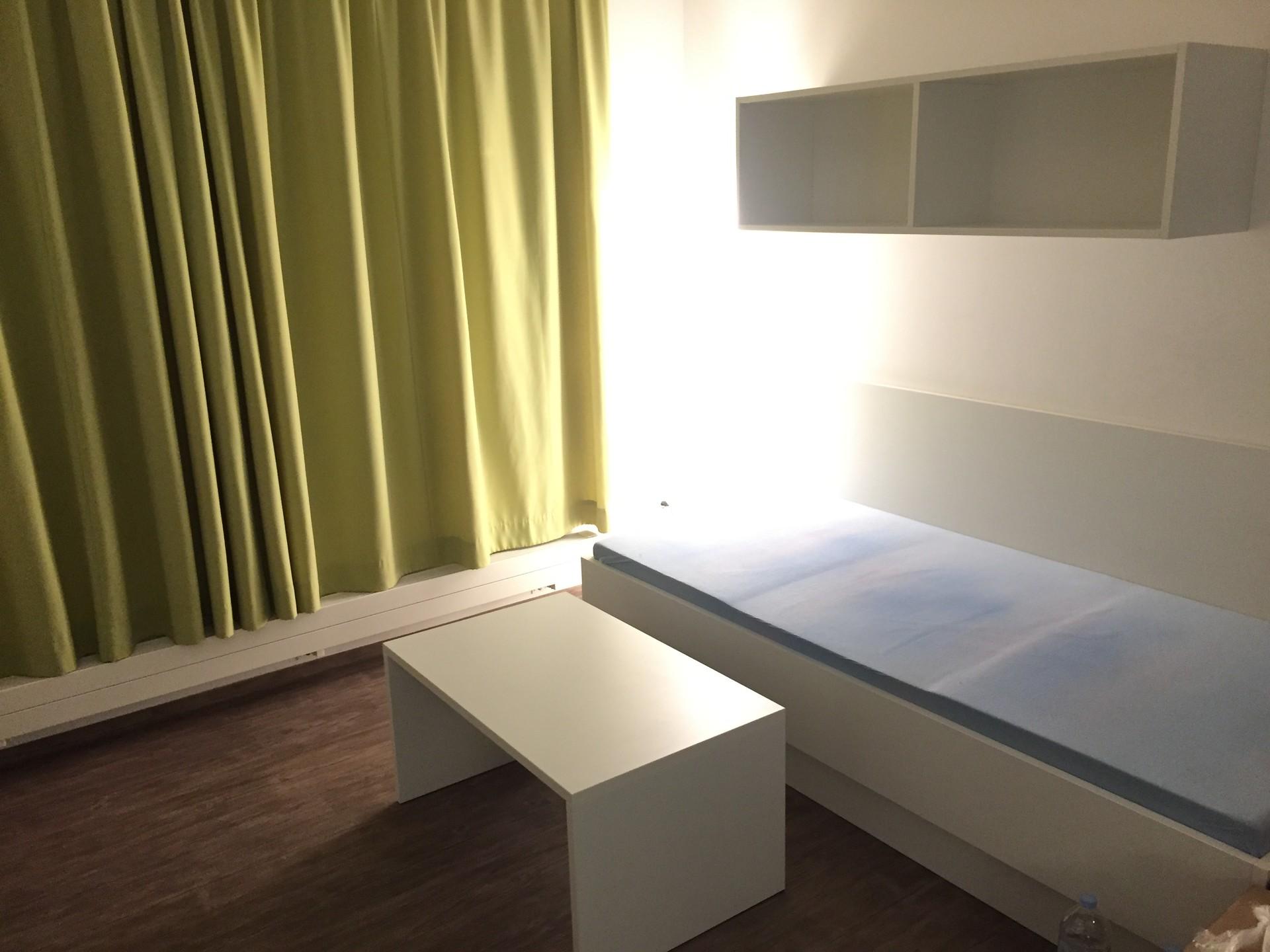 Schöne Komplett Möblierte 1 Zimmer Wohnung Am Riedberg Frankfurt Am