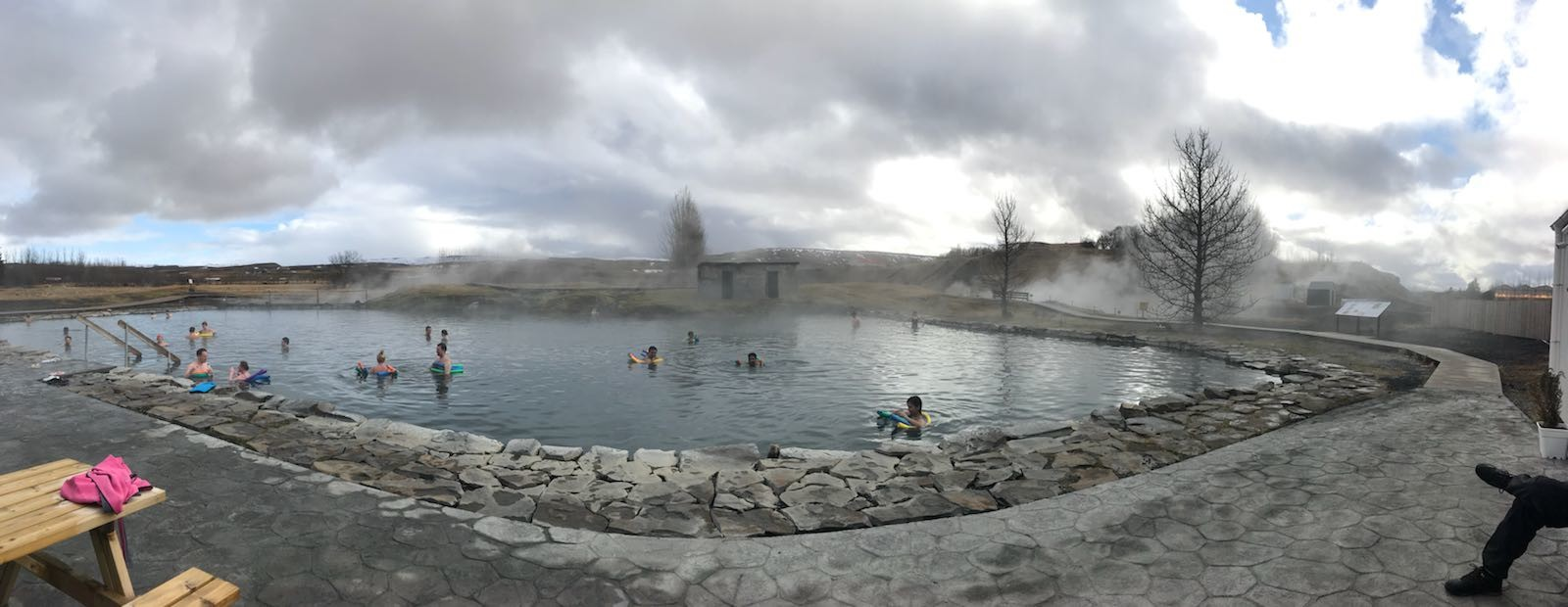 Secret Lagoon (Gamla Laugin)