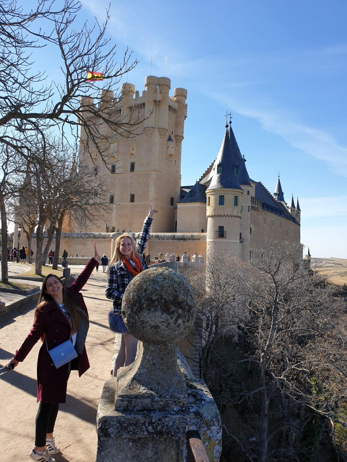 Segovia, dreaming city