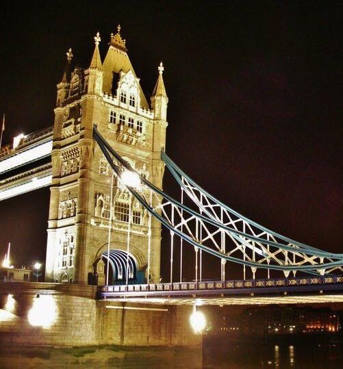 Segunda Parada: Londres