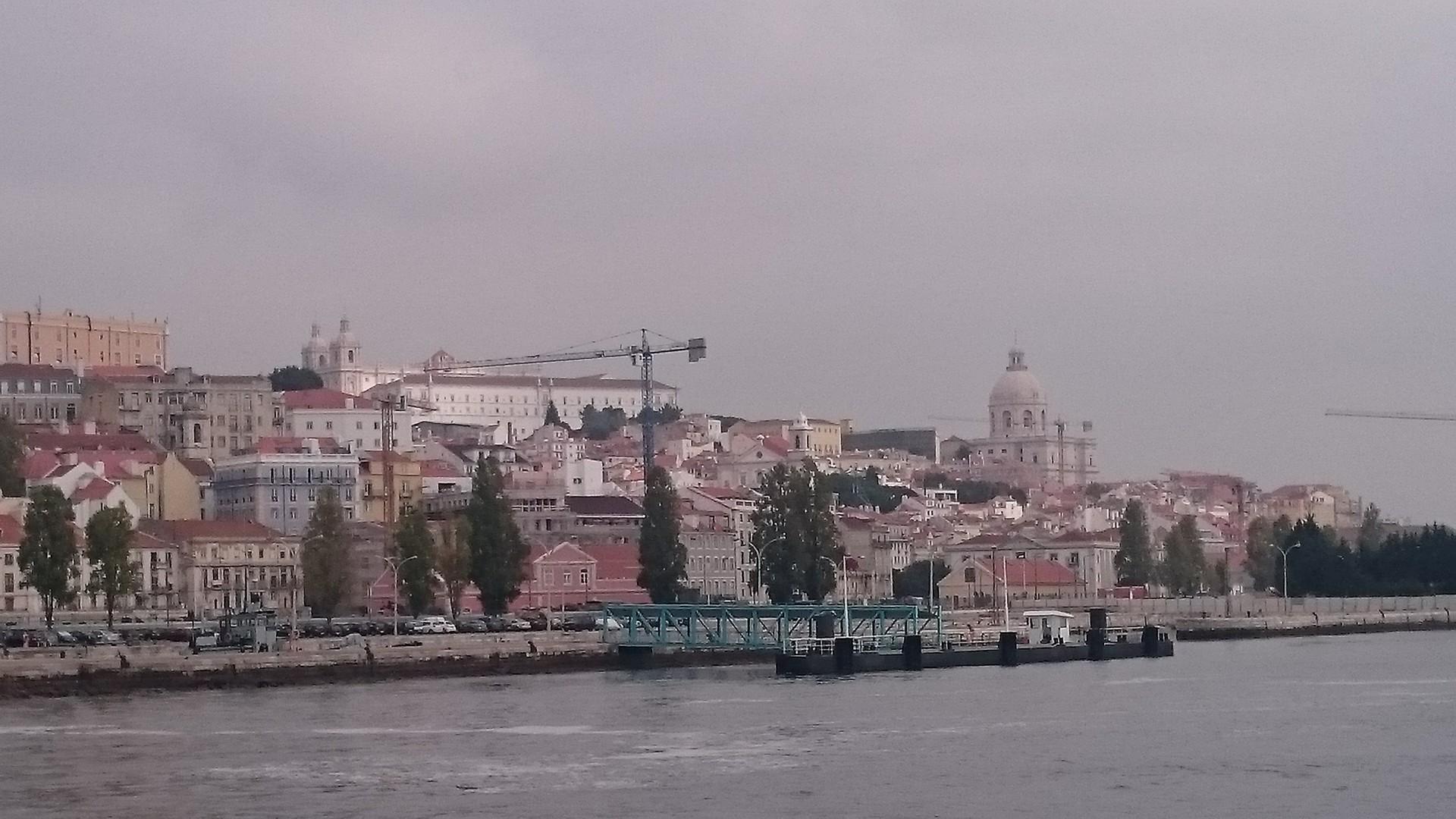 Semana de receção em Lisboa