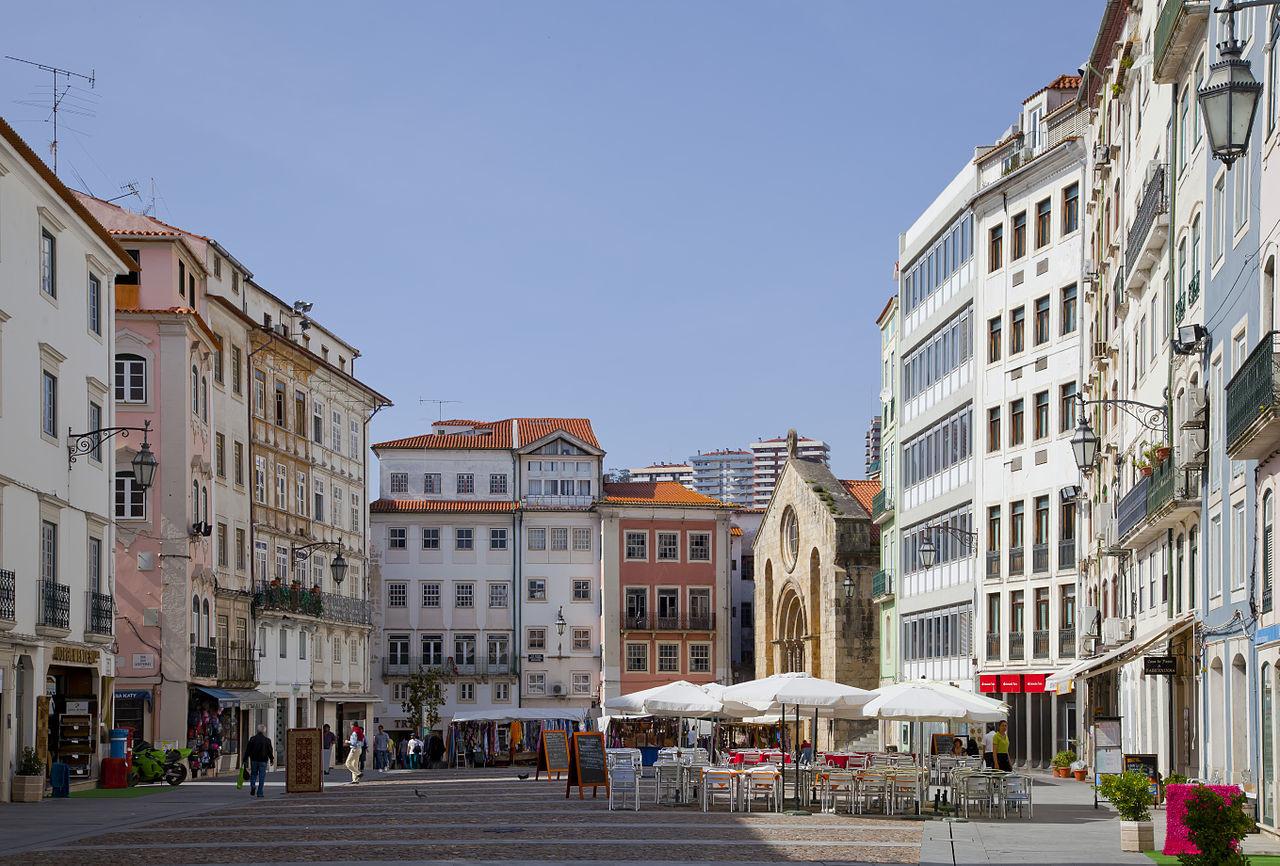 Semestre autunnale a Coimbra