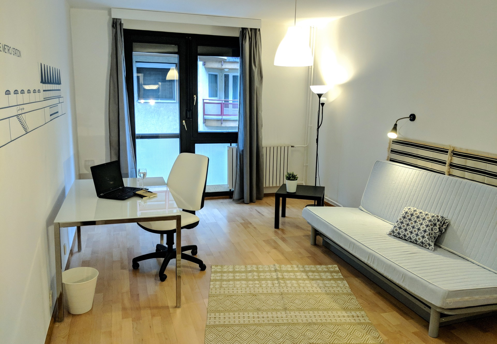 Semmelweis visiting students! Designer Rooms in all-new 4-room ...