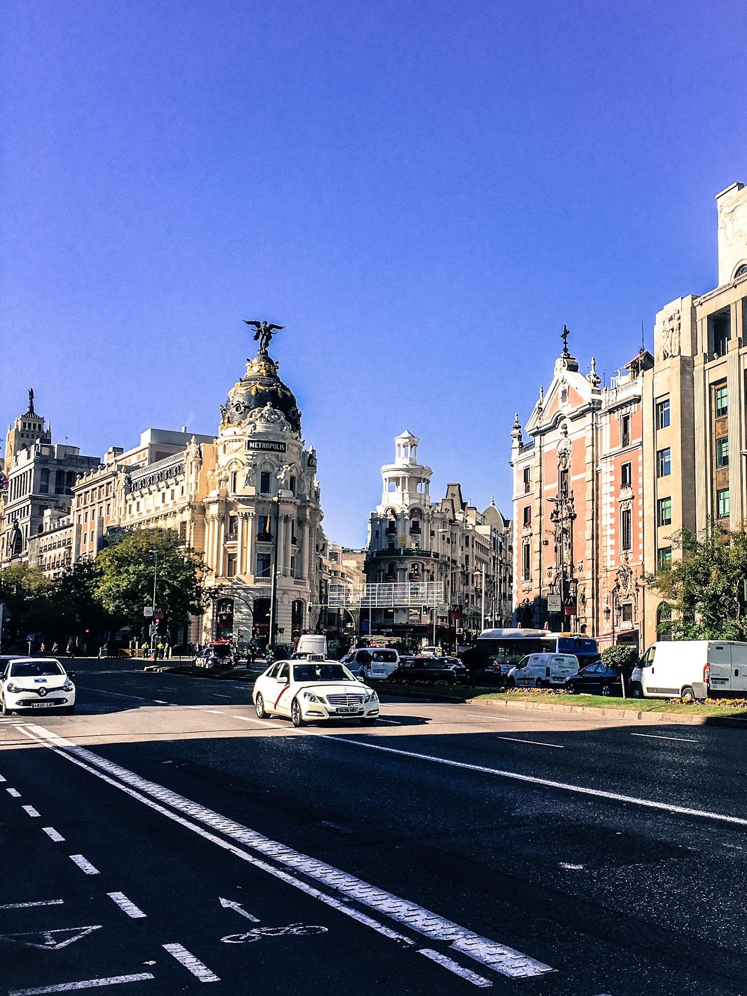 Semplicemente innamorata di Madrid