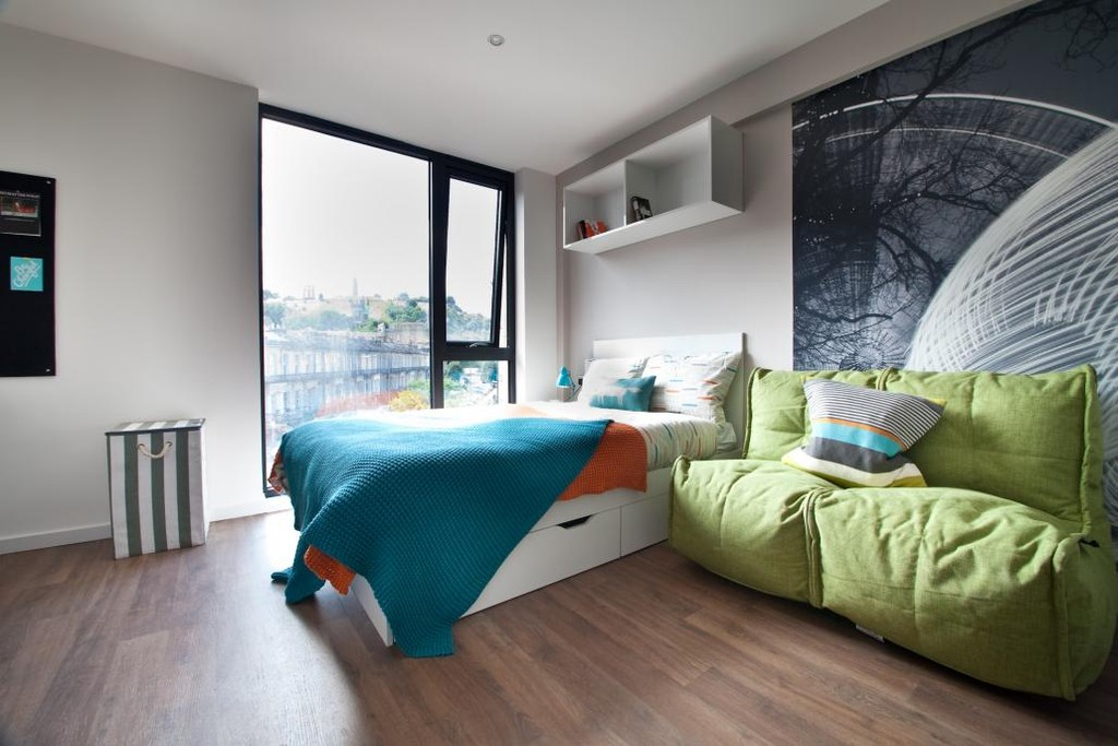 Edinburgh University Accommodation Student Room