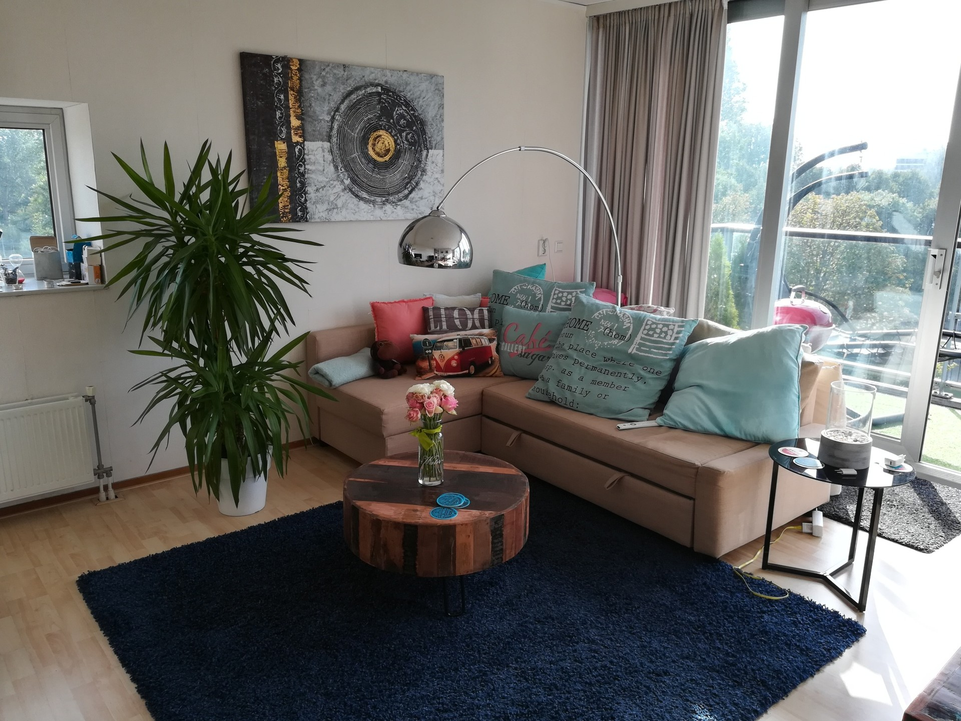 Sharing an apartment in Amsterdam Niuew -West