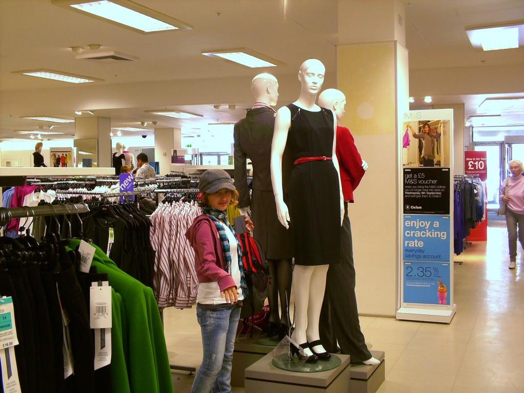 Shopping in Cambridge