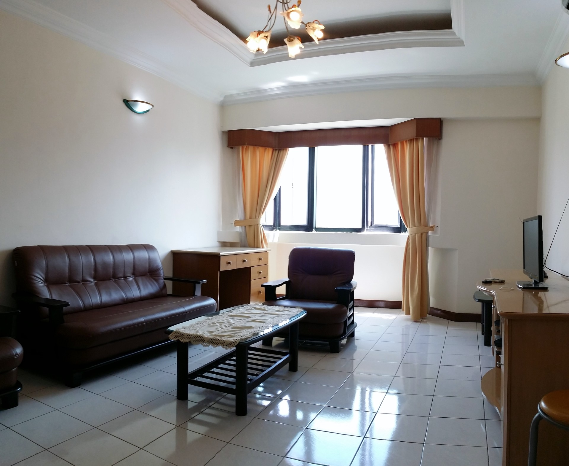 Short term rent a fully furnished room in kuala lumpur for Furnished room
