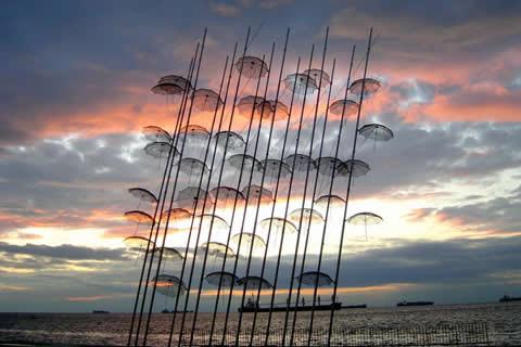 Sights of Thessaloniki