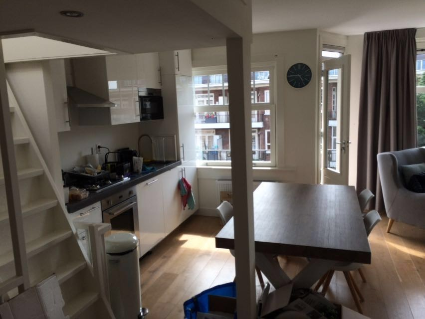 Single room in Bos en Lommerplein